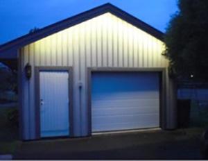 Garageport 6 meter